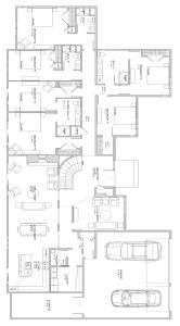 The Braeburn Assisted Living Home Floor Plan