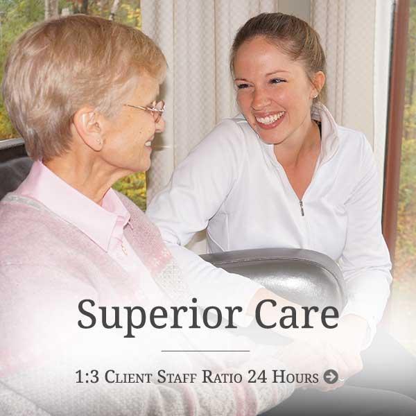 Superior Care at Our Senior Living Housing